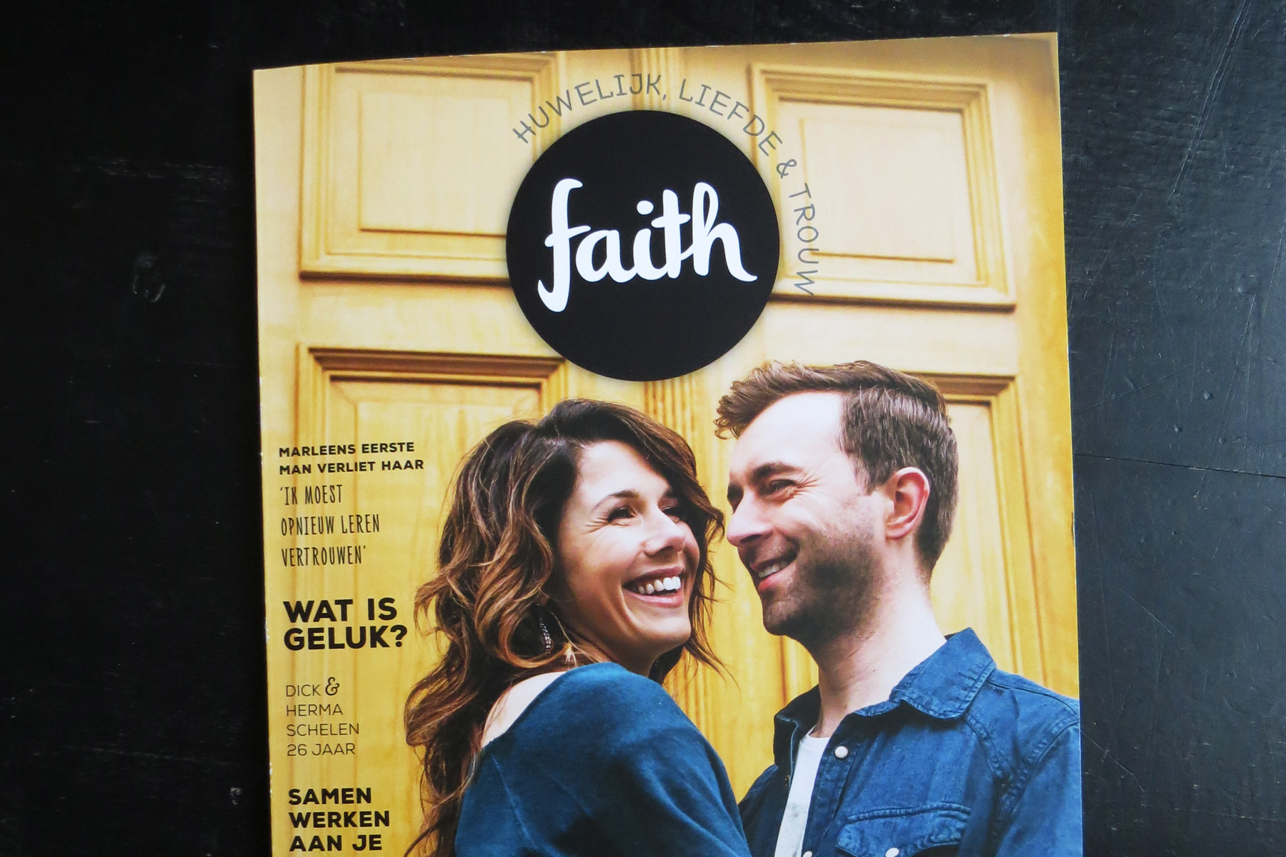 Magazine Faith